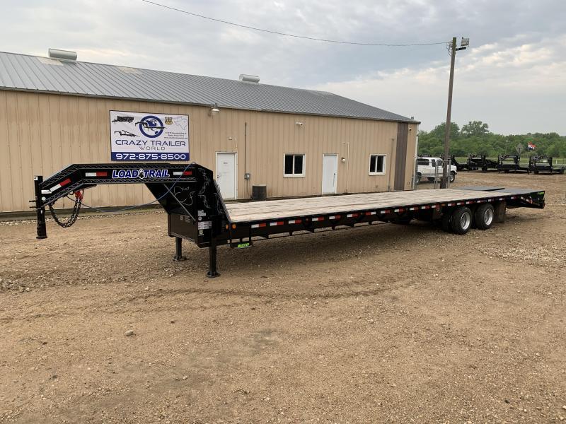 "2020 Load Trail 102"" x 40' Tandem Heavy Duty Gooseneck 30K GVWR"