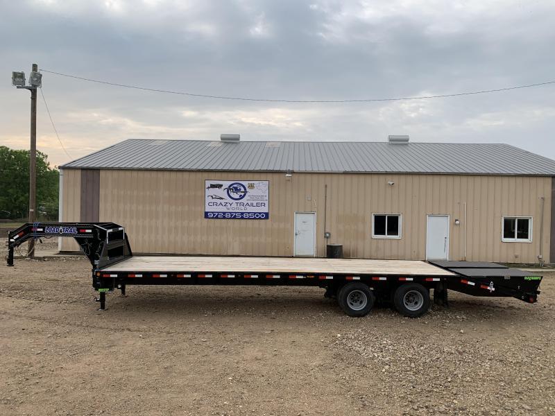 "2020 Load Trail 102"" x 32' Tandem Heavy Duty Gooseneck"