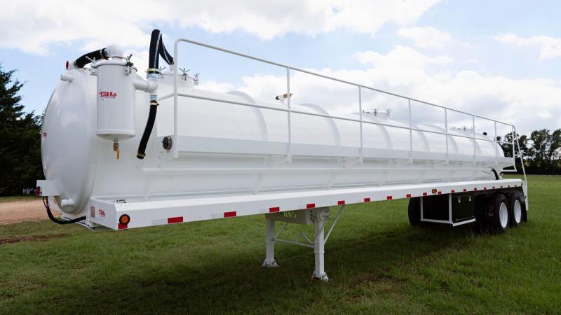 """2020 Tankko 42' X 60"""" X 130 Barrels Tank Trailer"""