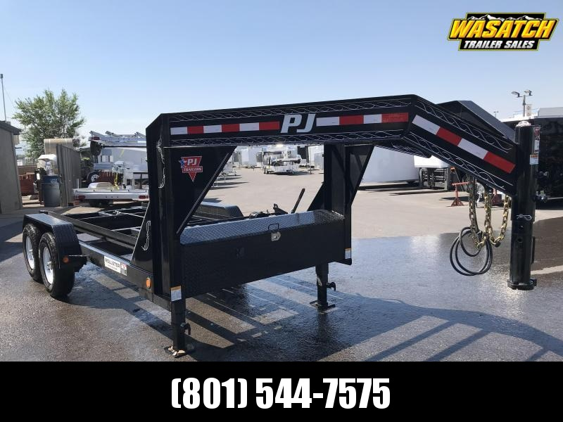 2020 PJ Trailers 14' Rollster Roll Off Dump Trailer