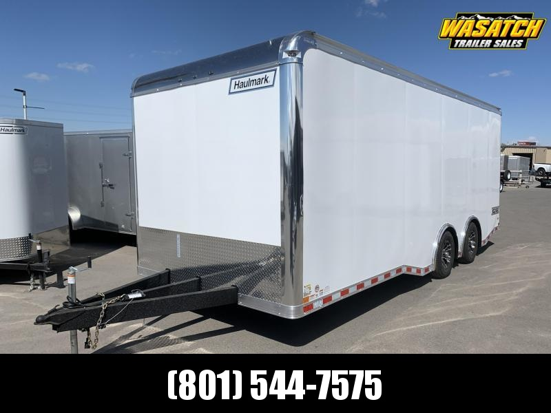 Haulmark 22 ft Edge Car / Racing Trailer