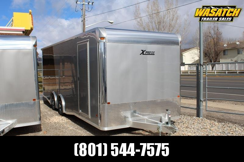 High Country 24 ft Xpress Car / Racing Trailer