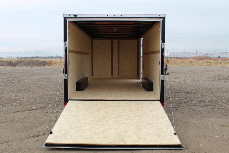 Haulmark 8.5x20 Passport Deluxe Enclosed Steel Cargo