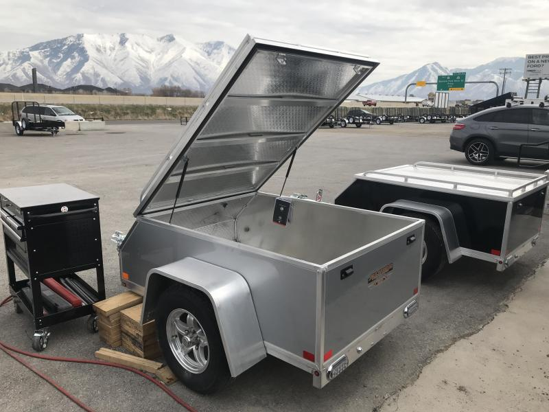 Aluma 4x6 All-Purpose Cargo Trailer
