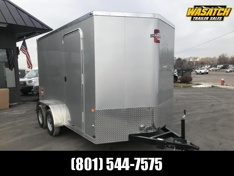 2020 Charmac Trailers 7x12 Stealth Enclosed Cargo Trailer