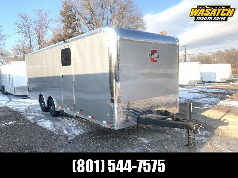 2020 Charmac Trailers 100 x 26 Legend Car / Racing Trailer