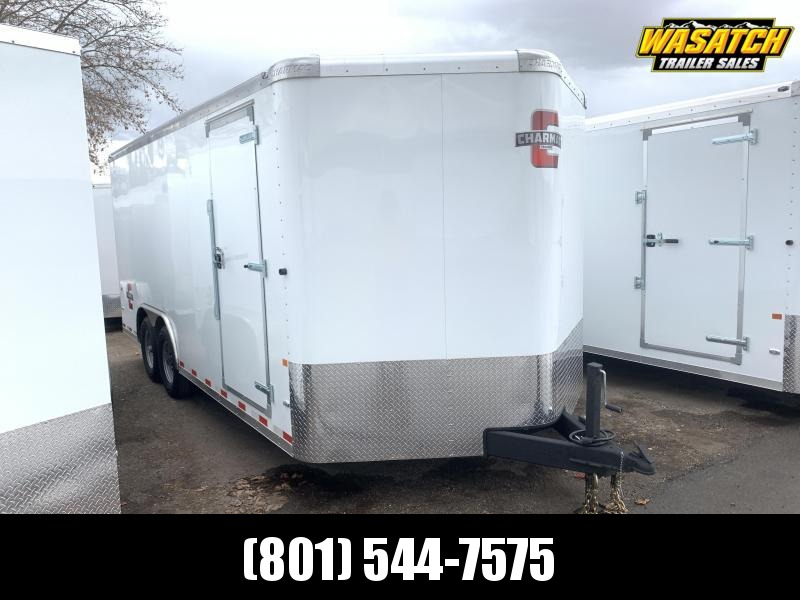 Charmac 8x18 Commercial Duty Enclosed Cargo