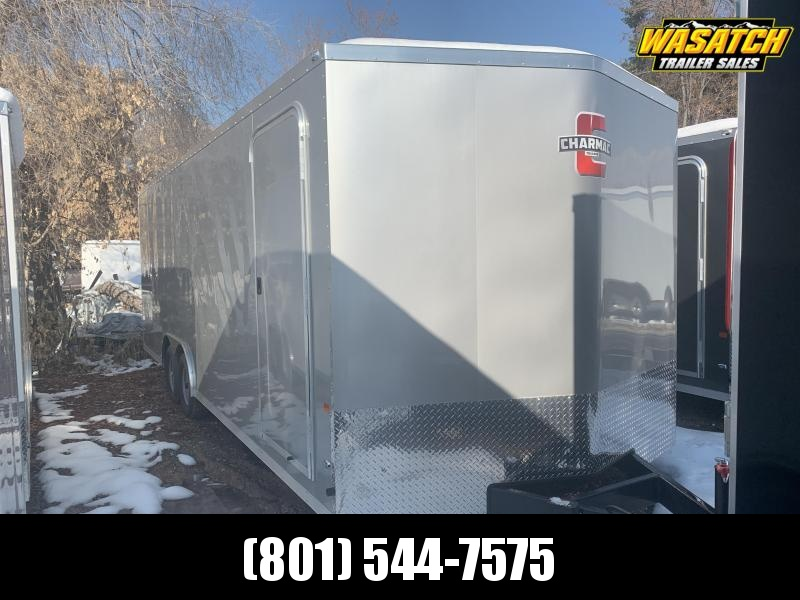 2020 Charmac Trailers 24ft Stealth Enclosed Cargo Trailer