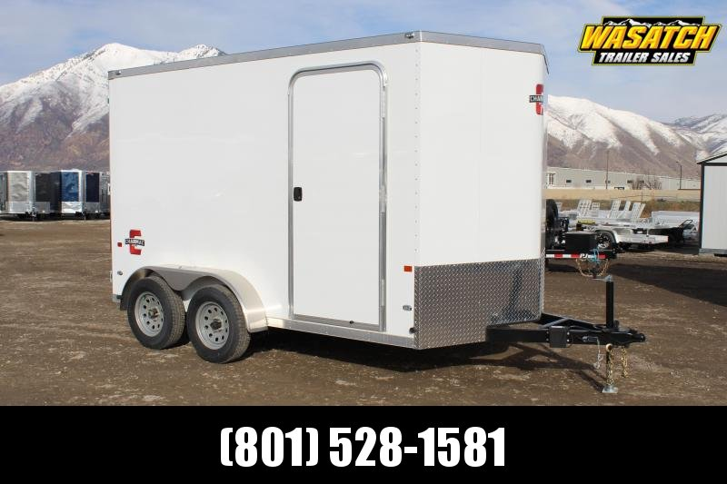 Charmac Trailers 7x12 Stealth Enclosed Cargo Trailer