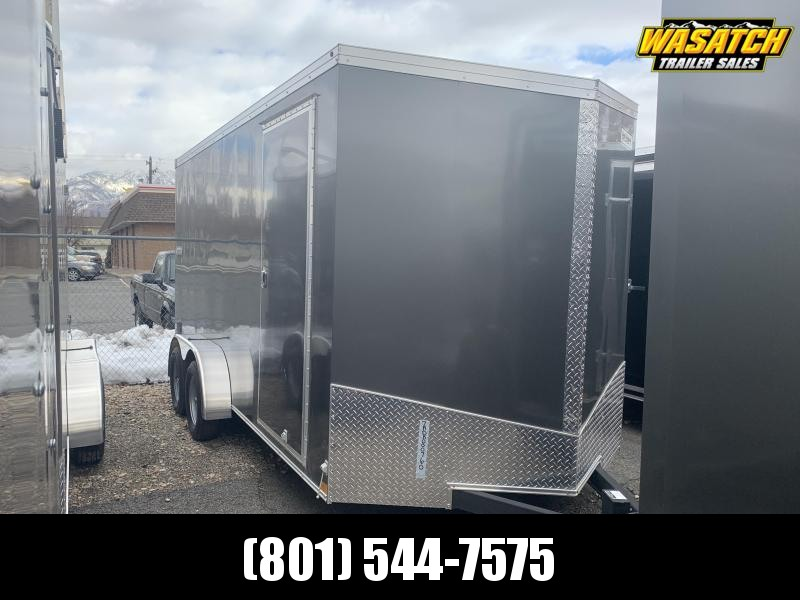 2019 Haulmark 7x16 Passport Deluxe Enclosed Cargo Trailer