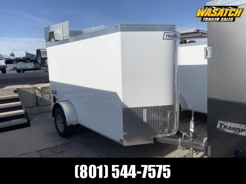 2020 Haulmark 5x10 Transport w/ Door Enclosed Cargo Trailer