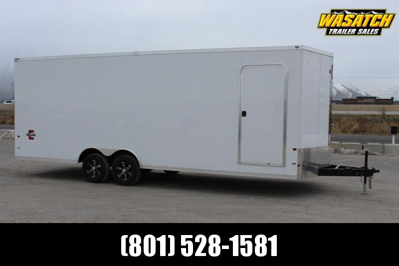 Charmac Trailers 8.5x24 Stealth Enclosed Cargo Trailer
