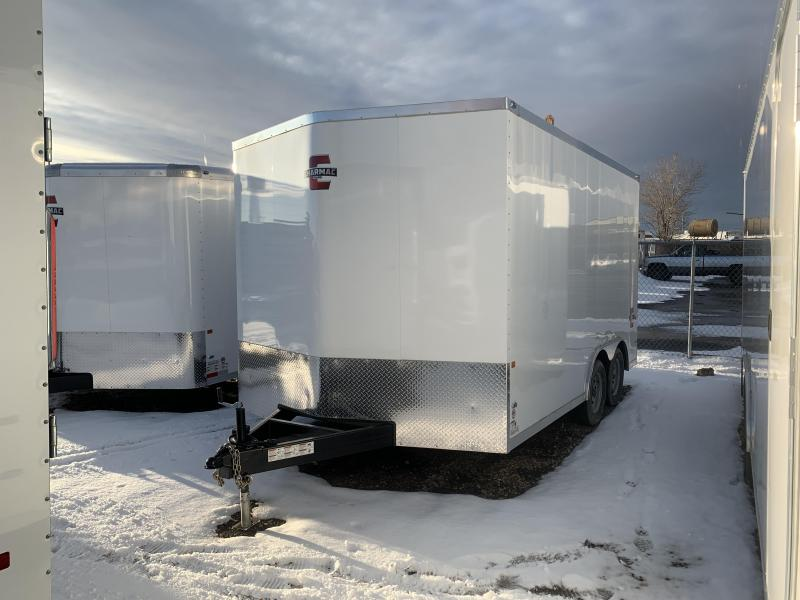 2019 Charmac Trailers 14 ft Stealth Enclosed Cargo Trailer
