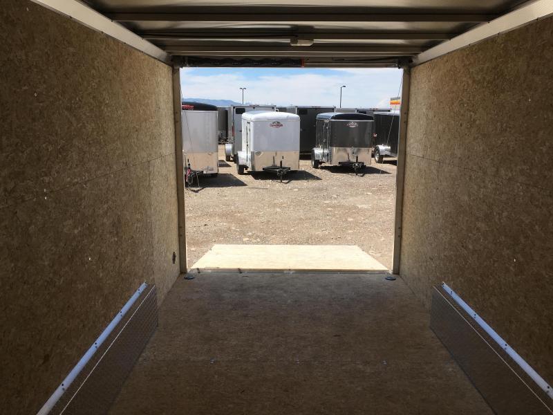 High Country 8x18 Express Enclosed Aluminum Cargo w/ V-nose