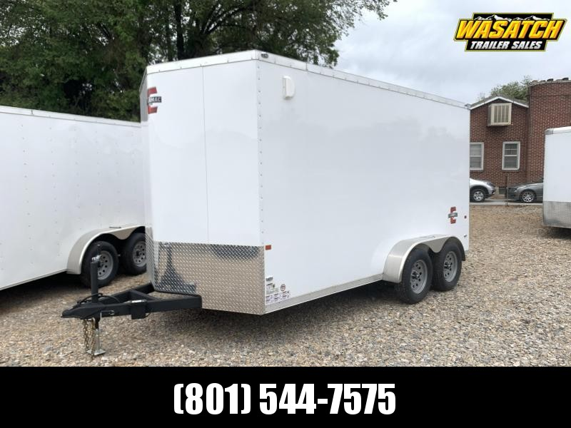 Charmac 7x14 Stealth Enclosed Cargo w/ UTV Package
