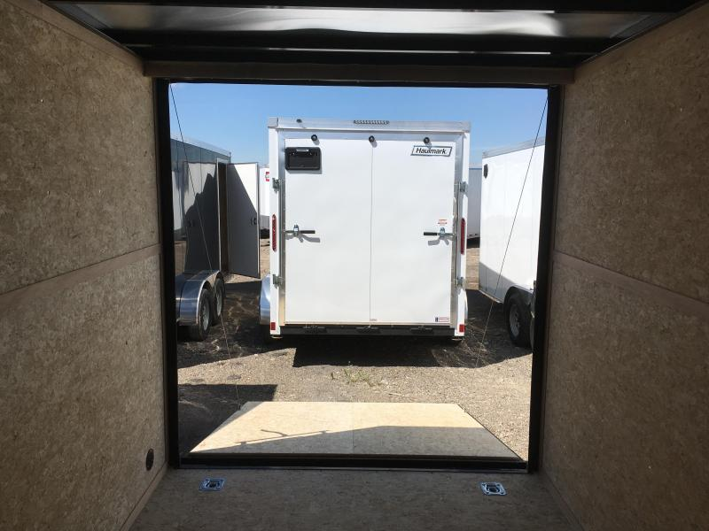 Charmac 7x12 Stealth Enclosed Steel Cargo w/ UTV Package