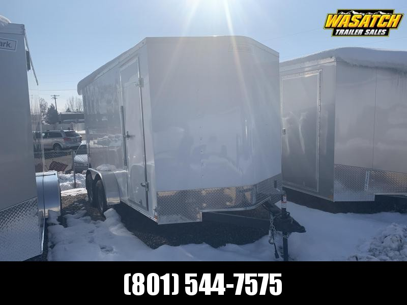 2020 Haulmark 7x14 Passport Deluxe Enclosed Cargo Trailer