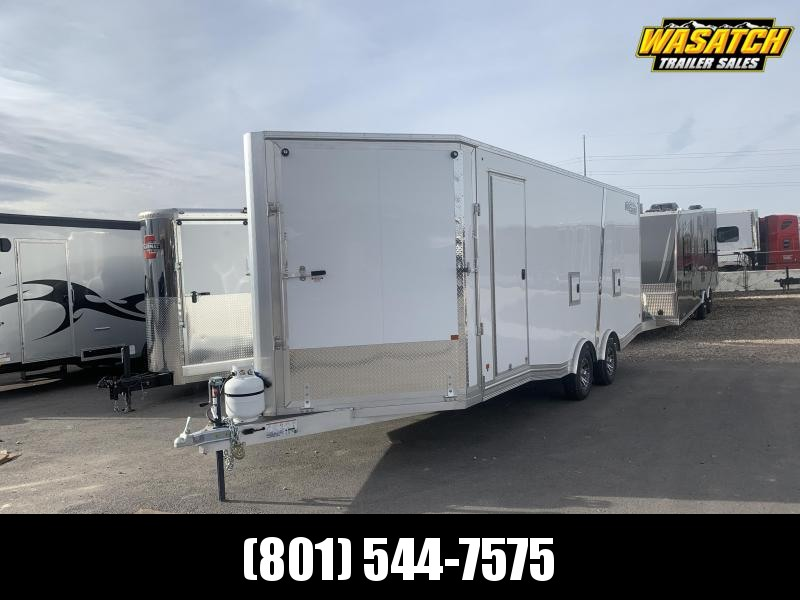 2020 High Country 22ft Aluminum All-Sport w/ Peak Value Package Enclosed Cargo Trailer
