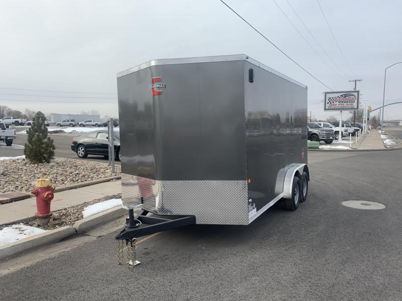 2020 Charmac Trailers 7.5x14 Stealth Enclosed Cargo Trailer