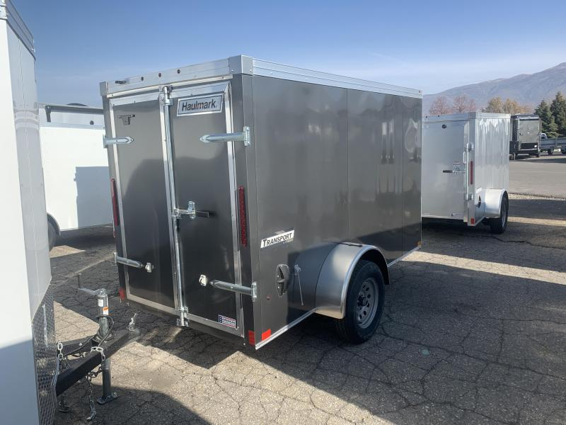 2020 Haulmark 5x10 Transport Enclosed Cargo Trailer