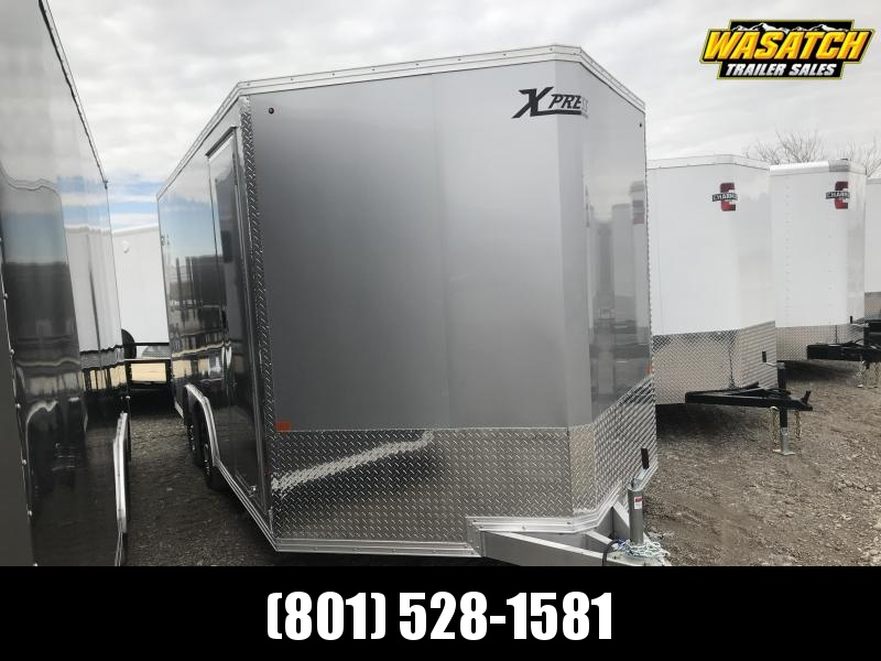 High Country 8x16 Xpress Enclosed Aluminum Cargo