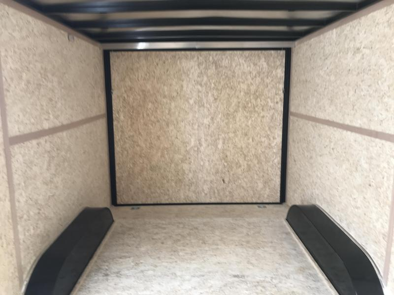 Charmac 8.5x16 Stealth Enclosed Steel Cargo