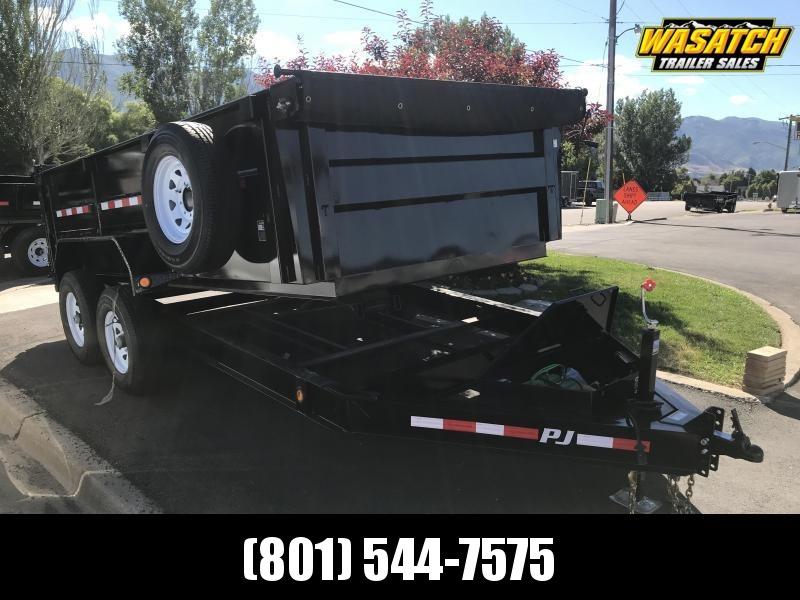 PJ 7x14 Low-Pro High-Side Dump (DM)