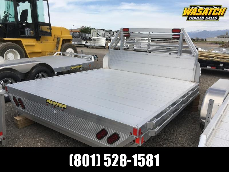96x106 Aluma Truck Bed