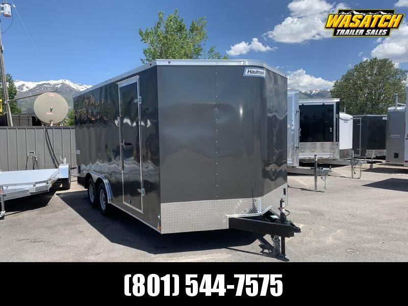 2020 Haulmark 8x20 Passport Enclosed Cargo Trailer w/ Deluxe Package