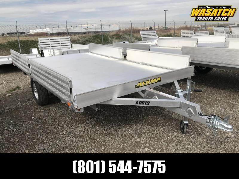 2020 Aluma A8812 ATV Trailer