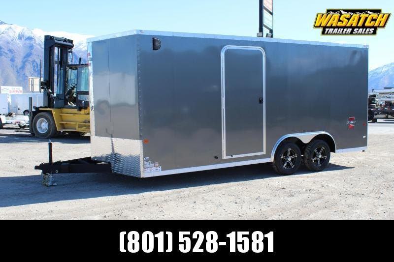 Charmac Trailers 8.5x18 Stealth Cargo Enclosed Cargo Trailer