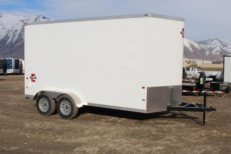 Charmac Trailers 7x14 Stealth Enclosed Cargo w/ UTV Package
