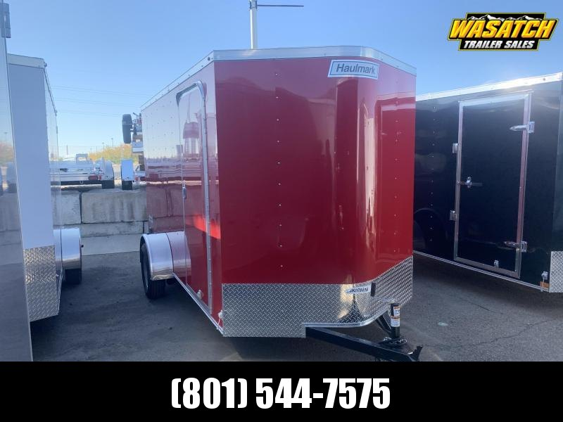 2020 Haulmark 6x12 Passport Deluxe Enclosed Cargo Trailer