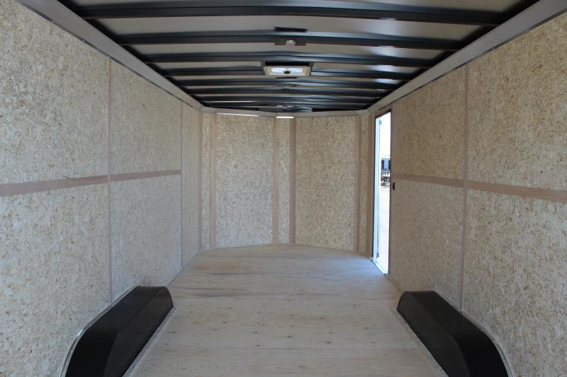 Charmac Trailers 8.5x20 Commercial Duty Enclosed Cargo Trailer