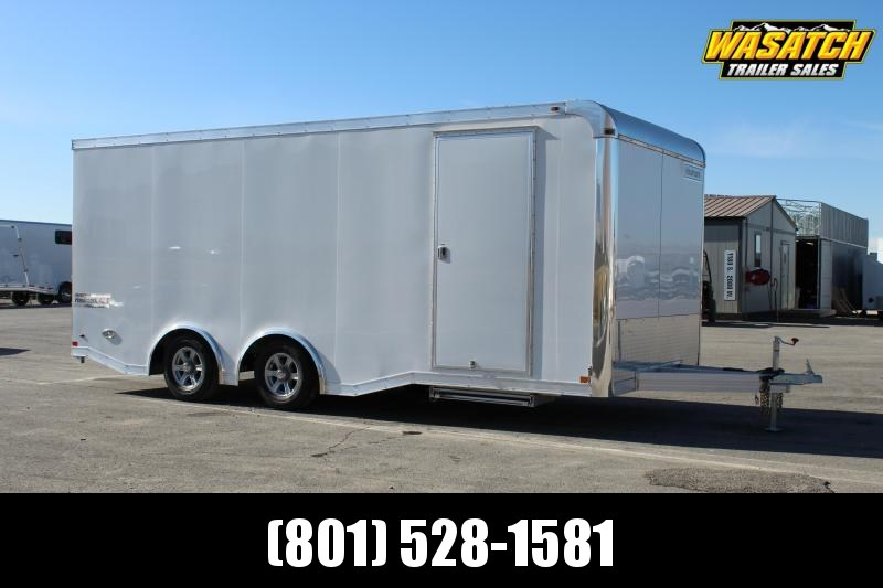 Haulmark 8.5x20 Aluminum Enclosed Car / Racing Trailer