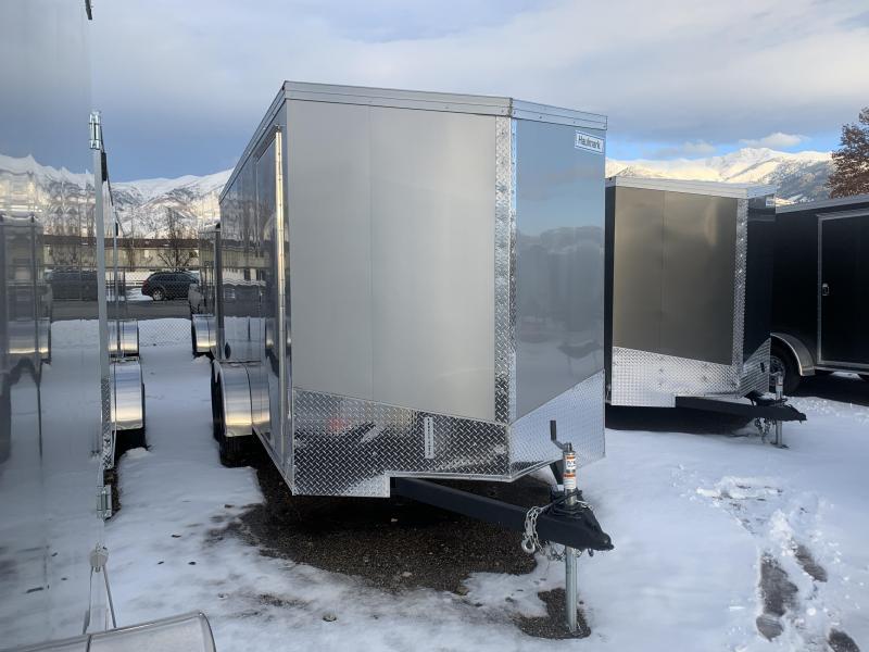 2020 Haulmark 7x16 Transport w/ UTV Package Enclosed Cargo Trailer