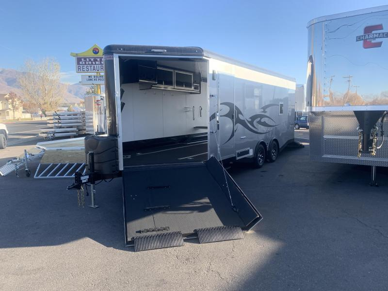 2020 Mirage Trailers 26ft Xtreme Sport Snowmobile Trailer w/ Sport Package