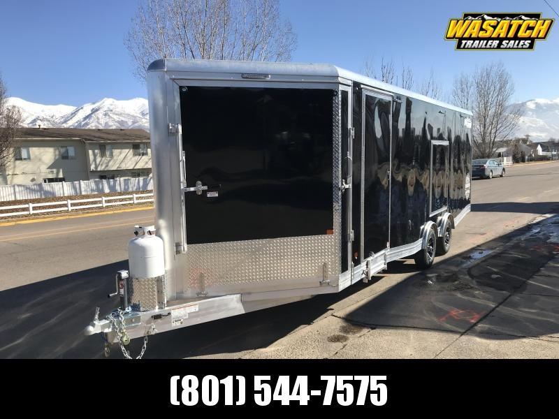 2019 High Country 8.5x29 Elevation All-Sport Snowmobile Trailer