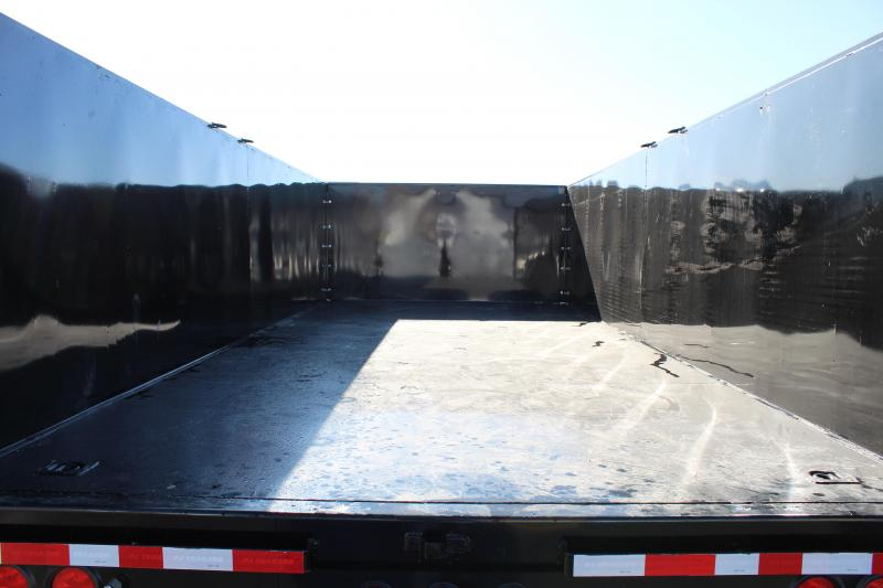 PJ Trailers 7x20 Tandem Dual (DD) Dump Trailer