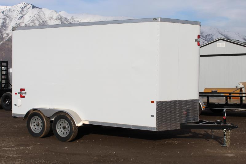 Charmac Trailers 7x14 Stealth Enclosed Cargo Trailer w/ UTV Package