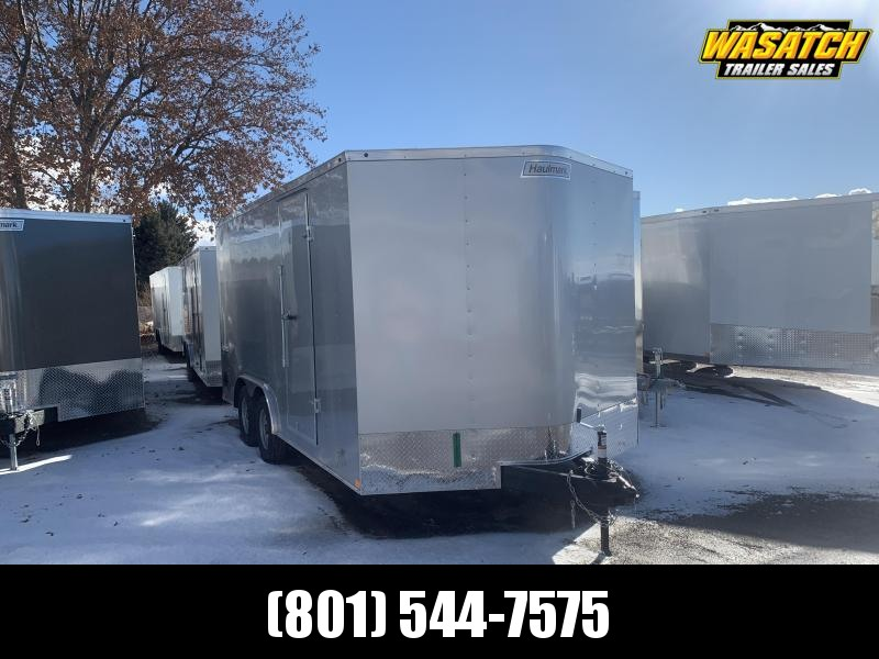 2020 Haulmark 16ft Passport Deluxe Enclosed Cargo Trailer