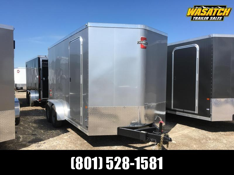 Charmac 7x14 Stealth Enclosed Steel Cargo