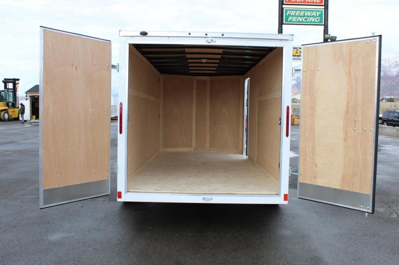 ***Haulmark 7x16 Passport Enclosed Cargo Trailer***