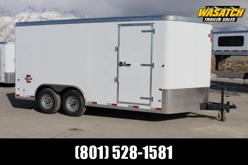Charmac Trailers 8.5x16 Comercial Duty Enclosed Cargo Trailer