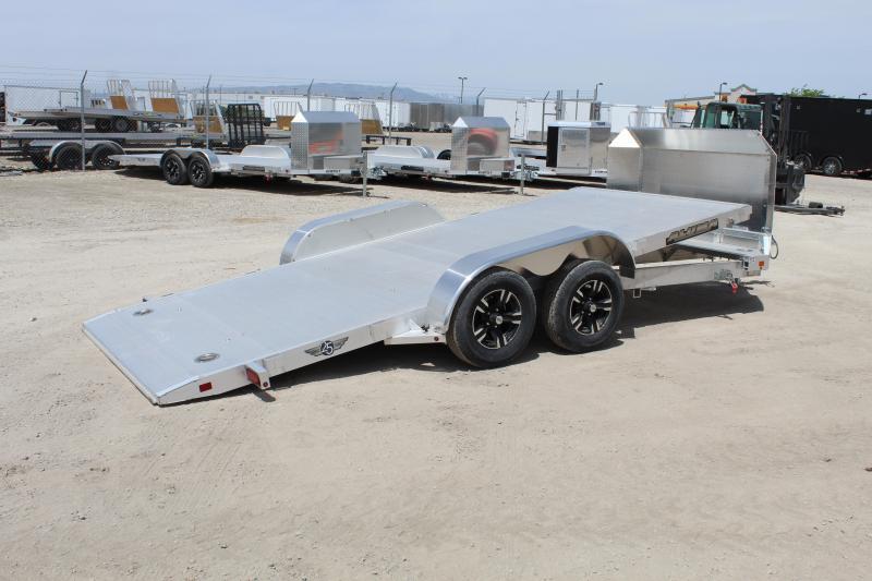 "Aluma 82""X16' Anniversary Tilt Car / Racing Trailer"