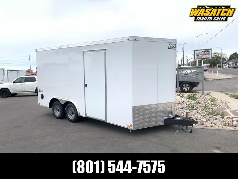 Haulmark 16' Transport Enclosed Cargo Trailer