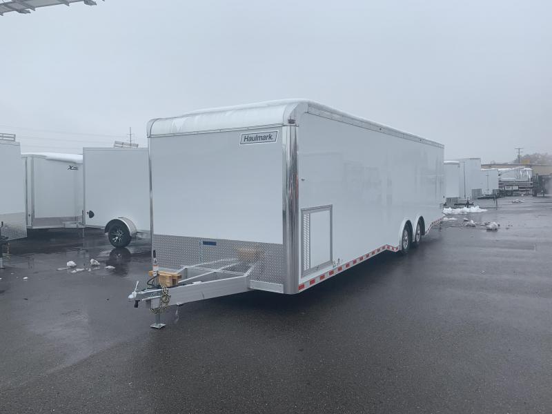 2020 Haulmark 32ft Aluminum Car / Racing Trailer