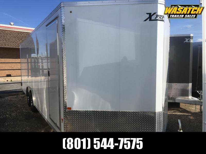 2019 8x24 High Country Xpress Car Hauler