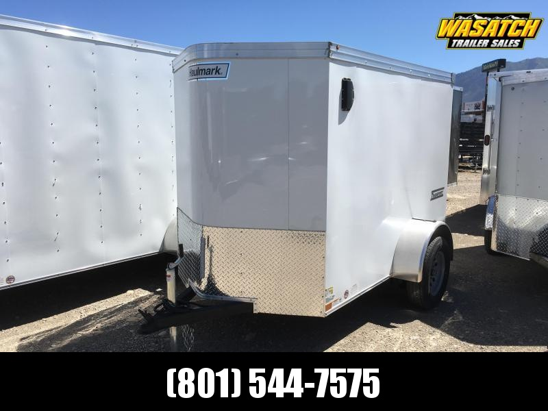 2020 Haulmark 5x8 Transport Enclosed Cargo Trailer