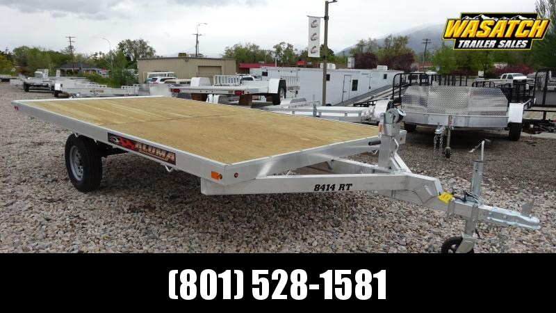 Aluma 8414RT Raft Trailer
